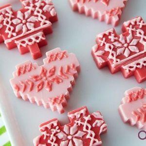Wilton Kitchen - Heart Candy Mold Rosanna Pansino